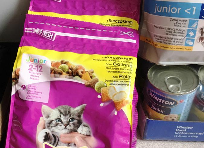 Dary dla piesków i kotków